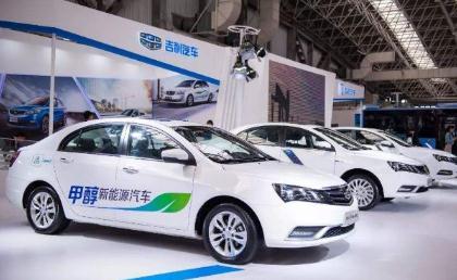 中国甲醇汽车发展已经走在世界前列,车用甲醇迎来春天