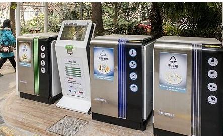 垃圾分类政策密集出台 上海试点推广速度超预期