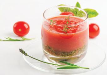 每天一杯番茄汁或有助于降低血压和胆固醇水平