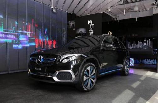 2019亚洲CES展:奔驰GLC F-CELL燃料电池车首次亮相国内