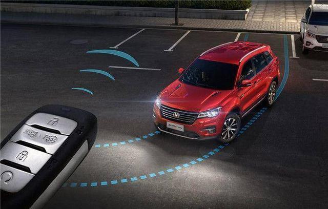 长安汽车推出自动泊车使用责任险,因自动泊车发生事故将可获得赔偿