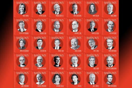 马化腾再次上榜2019年全球最佳30位CEO【《巴伦周刊》评选】