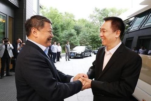 恒大签约沈阳市,投资1200亿建设新能源汽车三大生产研发基地