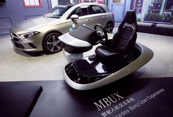 奔驰与小米语音助手小爱同学展开合作,共同打造AI智能化的用车体验