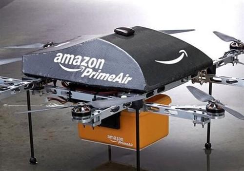 沃尔玛2018年提交56项无人机技术专利申请,赶超亚马逊