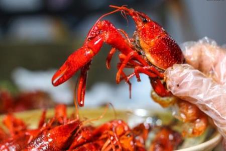 美团发布《小龙虾消费大数据报告》:2018年国人吃掉4.5万吨小龙虾