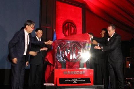 上汽集团与埃及曼苏尔集团签署合作,成立合资公司进军非洲市场