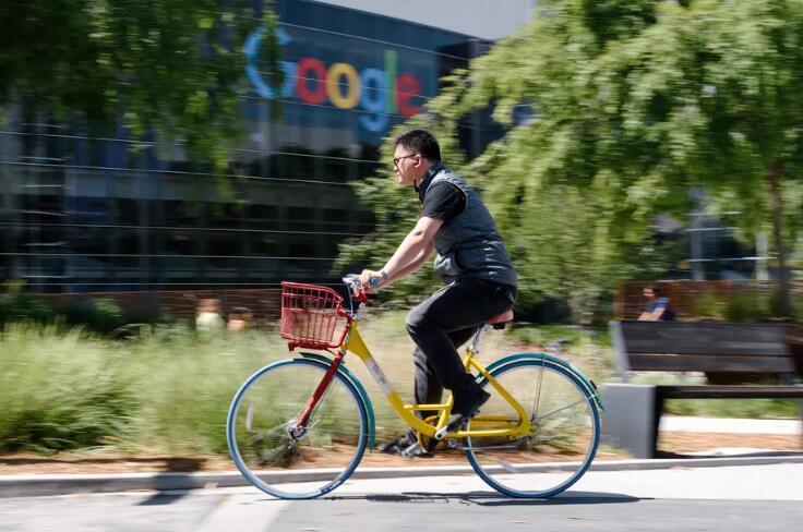 谷歌临时工年薪只有3万美元,全职员工薪资246804美元