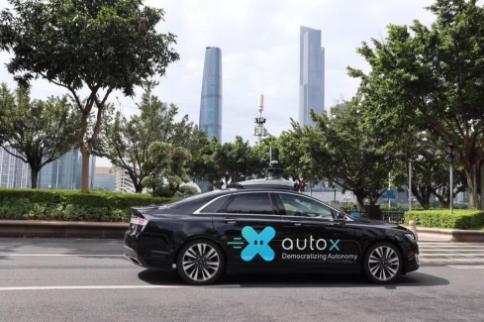 "AutoX公司自动驾驶试乘体验过:""视觉路线""的后发优势"