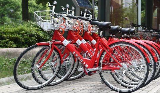 绍兴市无桩公共自行车取消押金,互联网租赁自行车专项治理行动进展