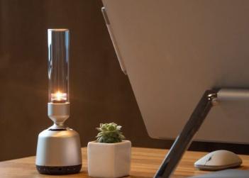 索尼推出创意音箱LSPX-S2,外观形似小型煤气灯