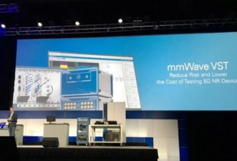 NI (国家仪器公司)发布mmWave VST助力5G商用服务