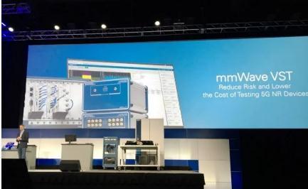 国家仪器公司毫米波测试解决方案在NIWeek 2019亮相