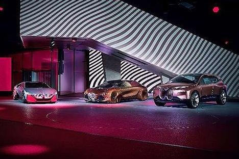 宝马宣布将加快电动产品扩张计划:2023年前实现25款新能源车型