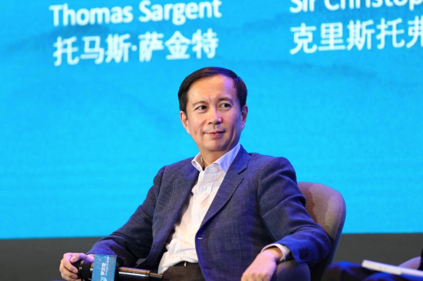 阿里CEO张勇对话诺贝尔经济学奖得主:平台是所有参与者共同的平台