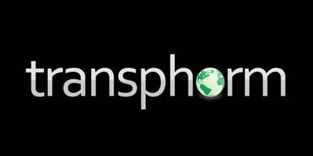 Transphorm公司宣布推出第二款900V FET 增强900V GaN产品线