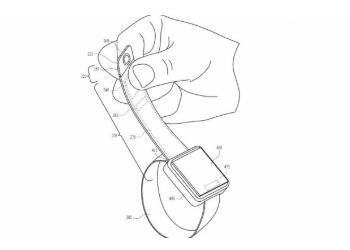 苹果表带最新专利:配备相机传感器,表带隐藏摄像头