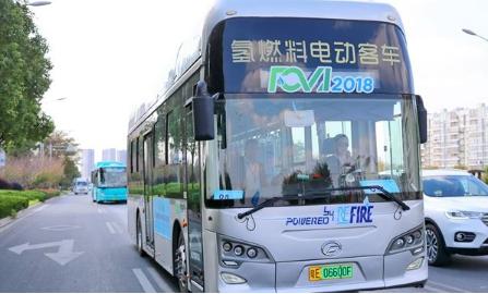 20多个省市相继出台氢能发展规划和氢燃料汽车的发展规划