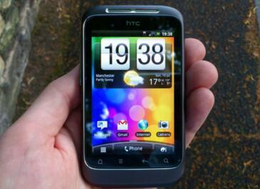 HTC Wildfire E手机规格参数曝光:IPS屏幕+32G存储