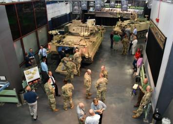 美国陆军将于2020年3月在卡森堡测试机器人作战车