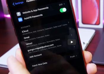 iOS 13与iPad OS最新测试版本存在安全漏洞,用户名密码或遭泄漏