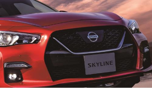 日产推出全新Skyline(国内英菲尼迪Q50) 搭载ProPILOT 2.0技术