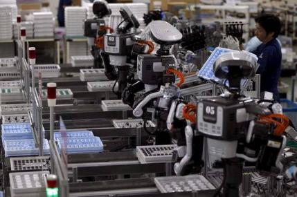 机器人威胁论:机器人真的会破坏就业?