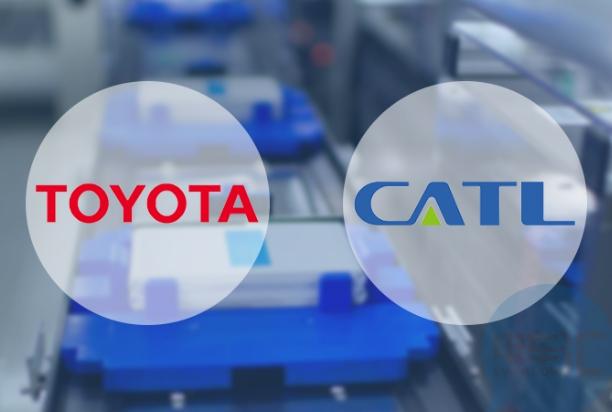 宁德时代与丰田汽车建立全面合作,共同开发电池新技术等