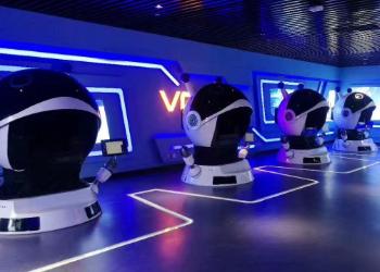 VR超感体验区在长江索道景区北站正式投入运行