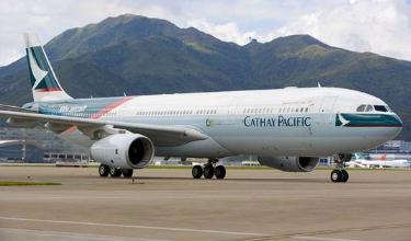 国泰航空收购香港快运100%股权,巩固香港国际机场的枢纽地位