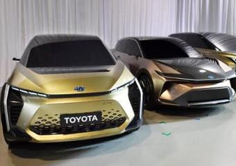 丰田与比亚迪就纯电动汽车的共同开发达成合作协议