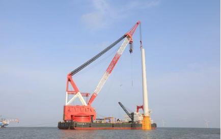 华能大丰海上风电项目是如何建成的?