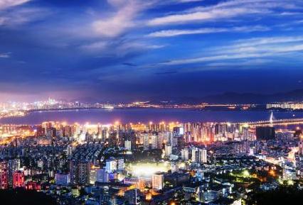 中国地级行政区供电可靠率排名前十名中广东占居六位