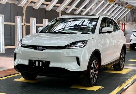 2019年上半年造车新势力中威马销量排名第一