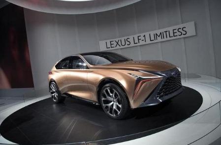 雷克萨斯宣布计划在2025年前提供每一款车型电气化版本
