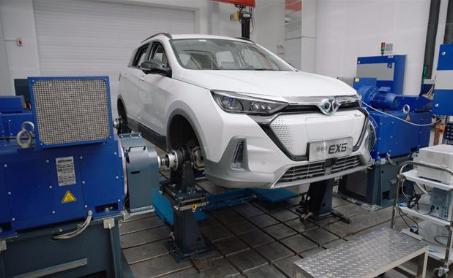北汽新能源连续六年位居中国纯电动汽车销量榜第一名 售整车158012辆