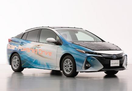 丰田普锐斯插电式混合动力版将登陆欧洲 提供五座版