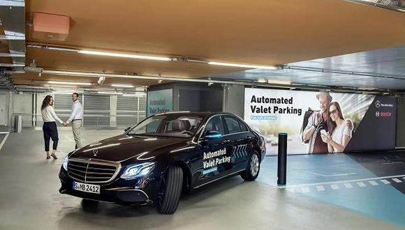 戴姆勒和博世获全球首个L4级无人代客泊车落地许可
