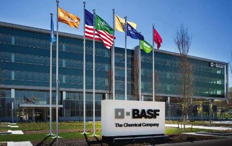 巴斯夫2019年二季度销售额同比下降4% 预计全年销售额将略有下降