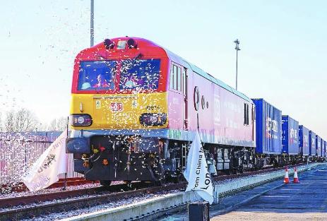 冷链物流需求急速增长 铁路冷链迎来新发展