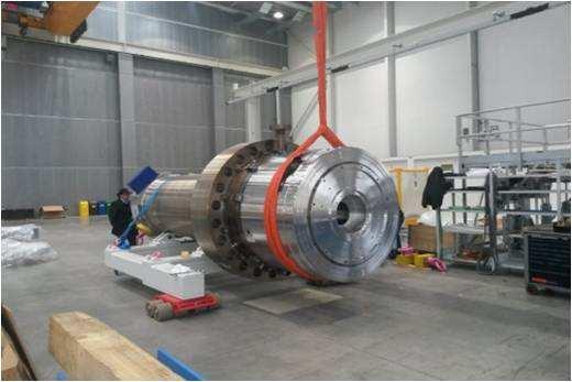 CAP1400湿绕组电机主泵样机通过鉴定