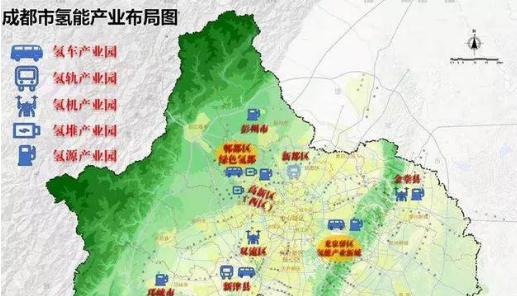 《成都市氢能产业发展规划(2019-2023年)》发布