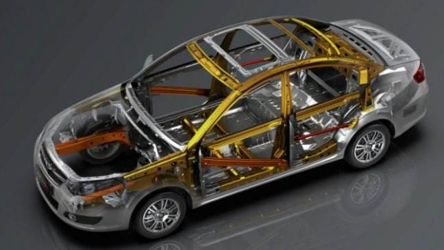 蒂森克虏伯公司推出全新轻型钢材 更高强度和刚度且更易成形