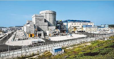 昌江和中核集团共同推进昌江核电二期项目顺利开工