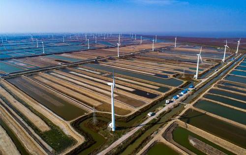 华电重工联合体签订国家电投逾16亿元海上风电工程