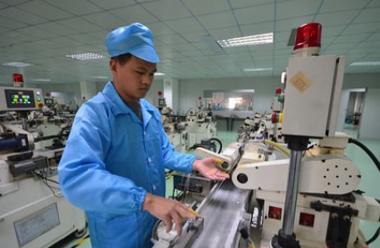 广西平果县年产1.5万吨通信用铝镁合金线生产项目启动