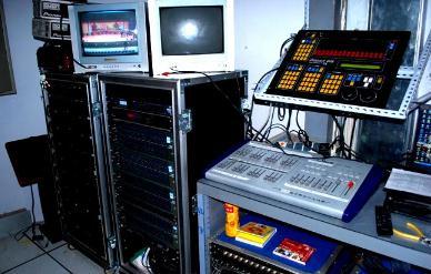 给灯光控制台/广播选择合适的以太网协议选项