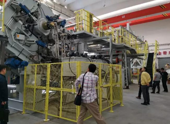勤力橡塑總投資600萬元提高壓延機、成型機等產能