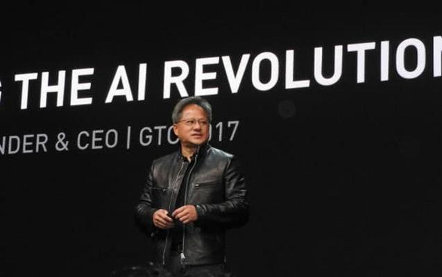 英伟达黄仁勋访谈:人工智能是我们这个时代最强大的一支力量