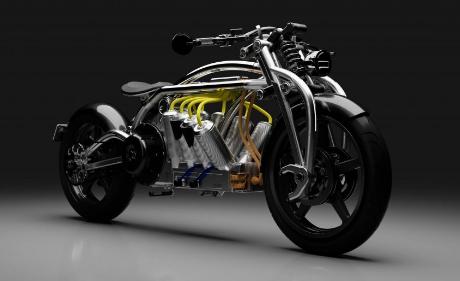 柯蒂斯九九热比精品为ZEUS 8电动摩托车推出3D打印部件